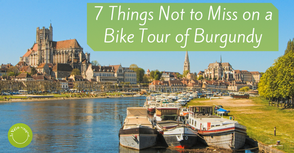 7 Things Not To Miss on a Bike Tour of Burgundy