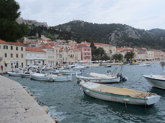 village pecheur croatie