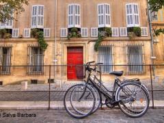 Provence à vélo