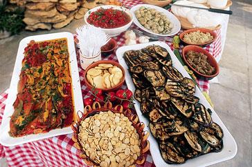Tourisme à Bari_ cuisine