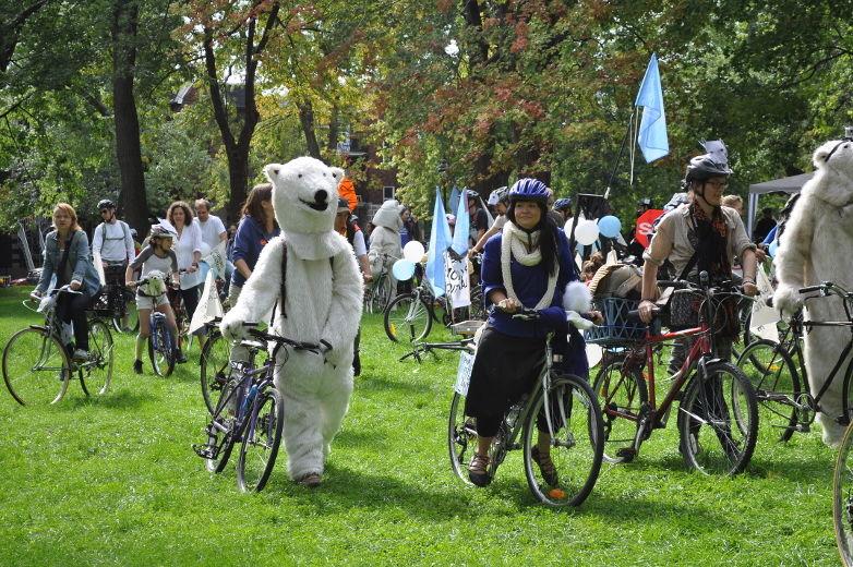 manifestation amis du vélo
