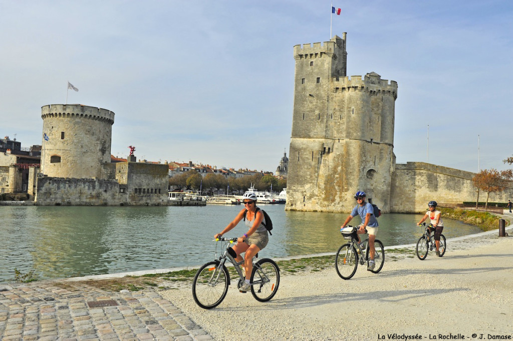La Vélodyssée - La Rochelle