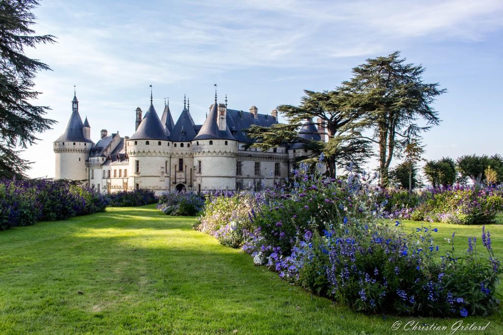 Liste châteaux de la Loire Chaumont-sut-Loire