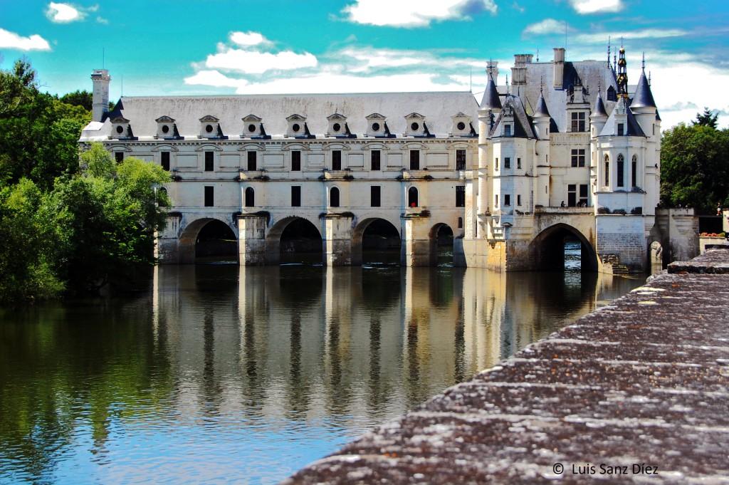 Liste châteaux de la Loire Chenonceau