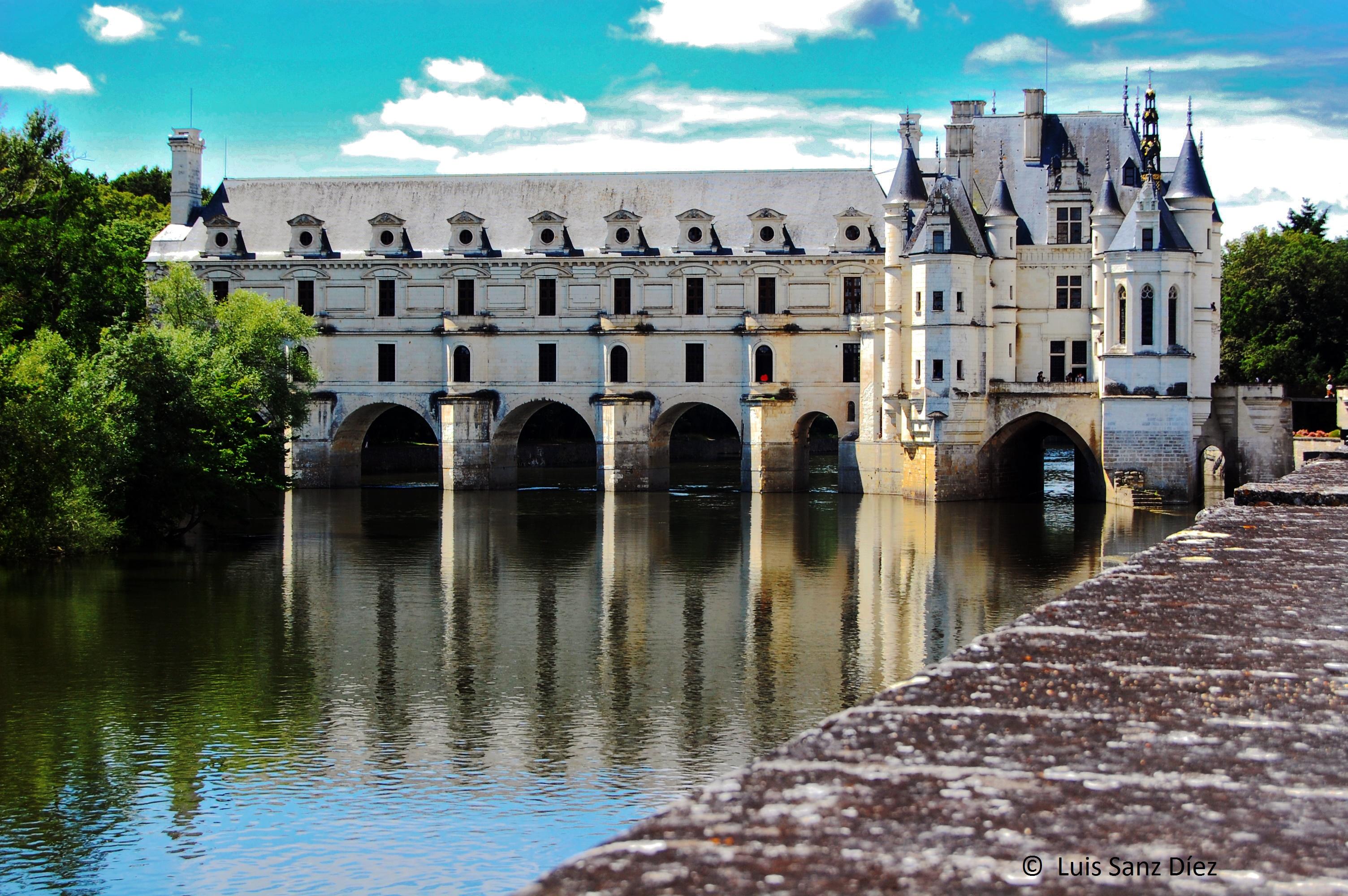 Top 5 de la liste des ch teaux de la loire incontournables - Les plus beaux jardins des chateaux de la loire ...