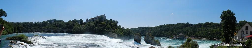 chutes du Rhin - Rheinfall