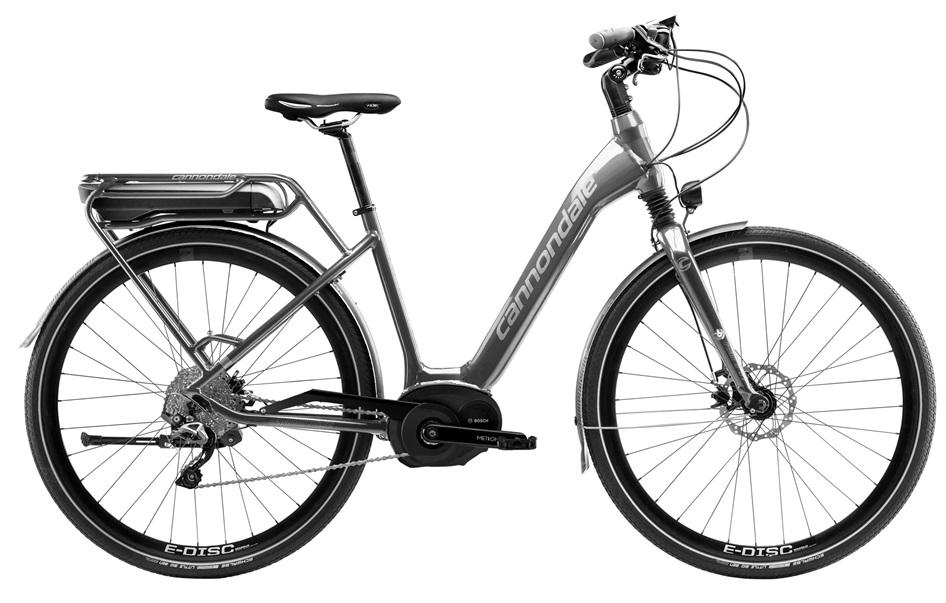 Vélo à assistance électrique Cannondale