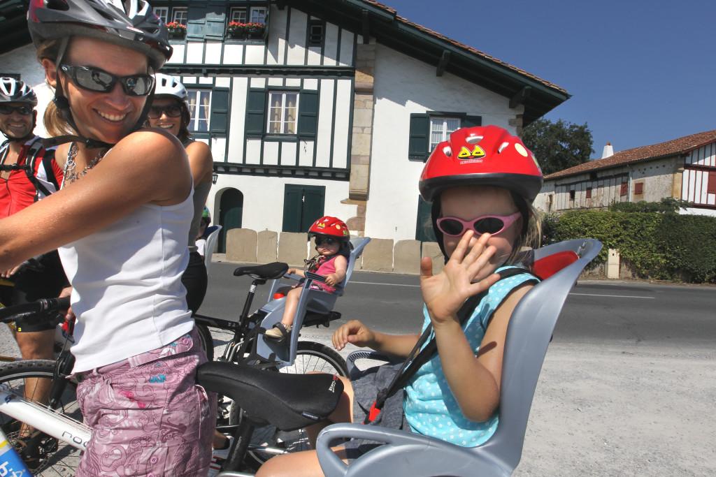 Pays Basque sur la Vélodyssée
