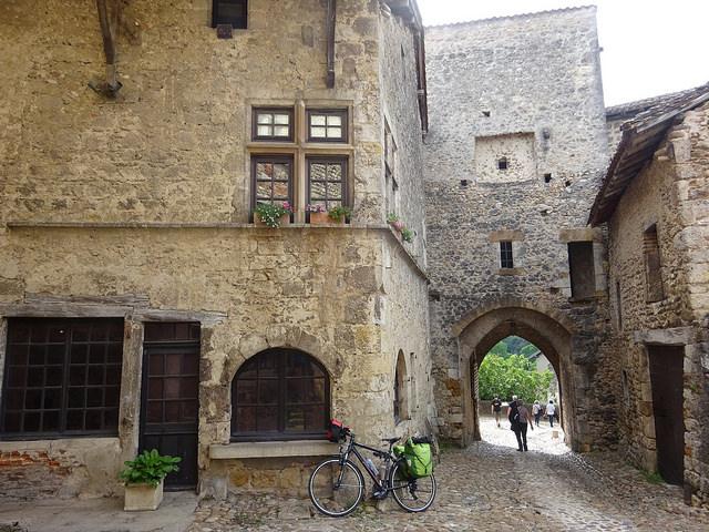 La Cité médiévale de Pérouges