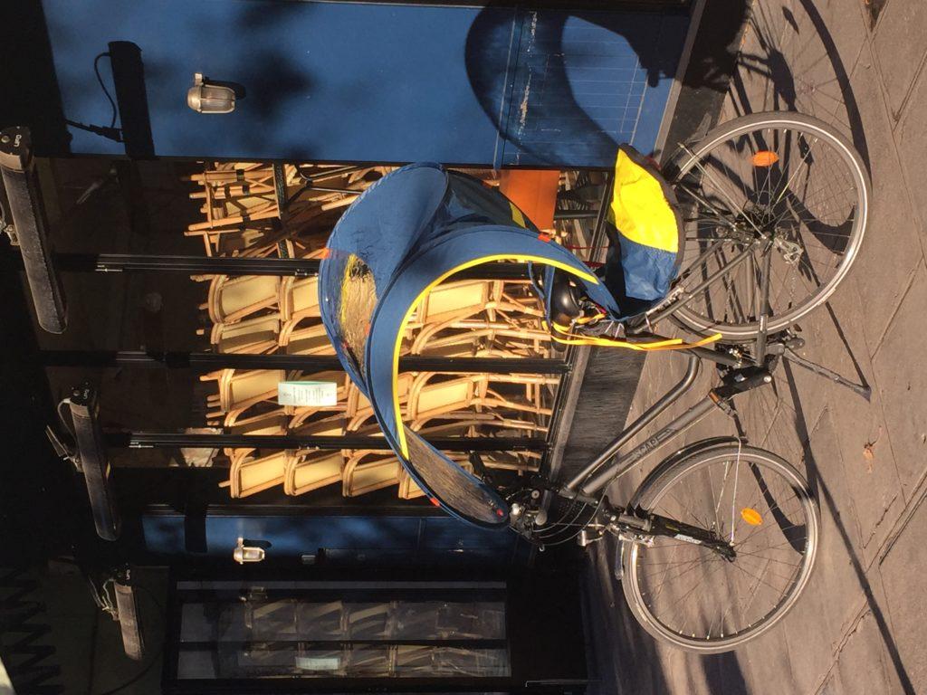 protection vélo contre la pluie