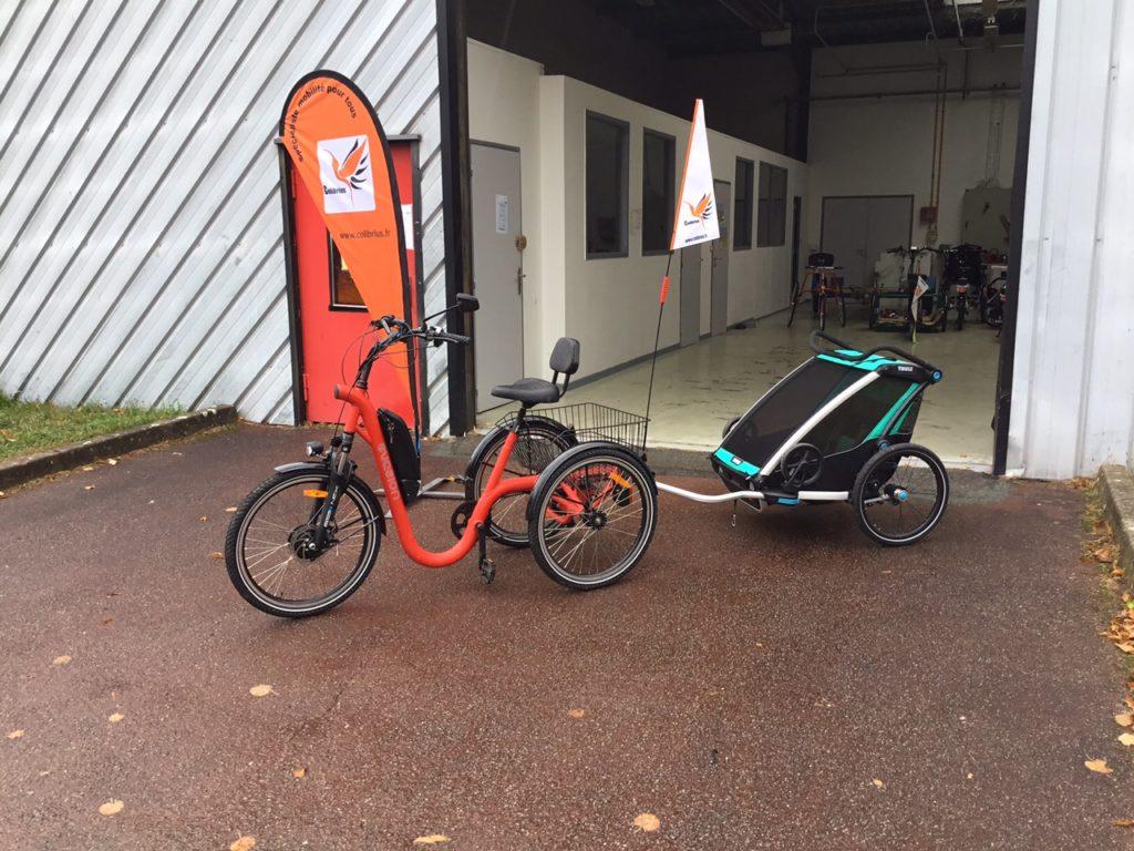 séjour en tricycle Evasion